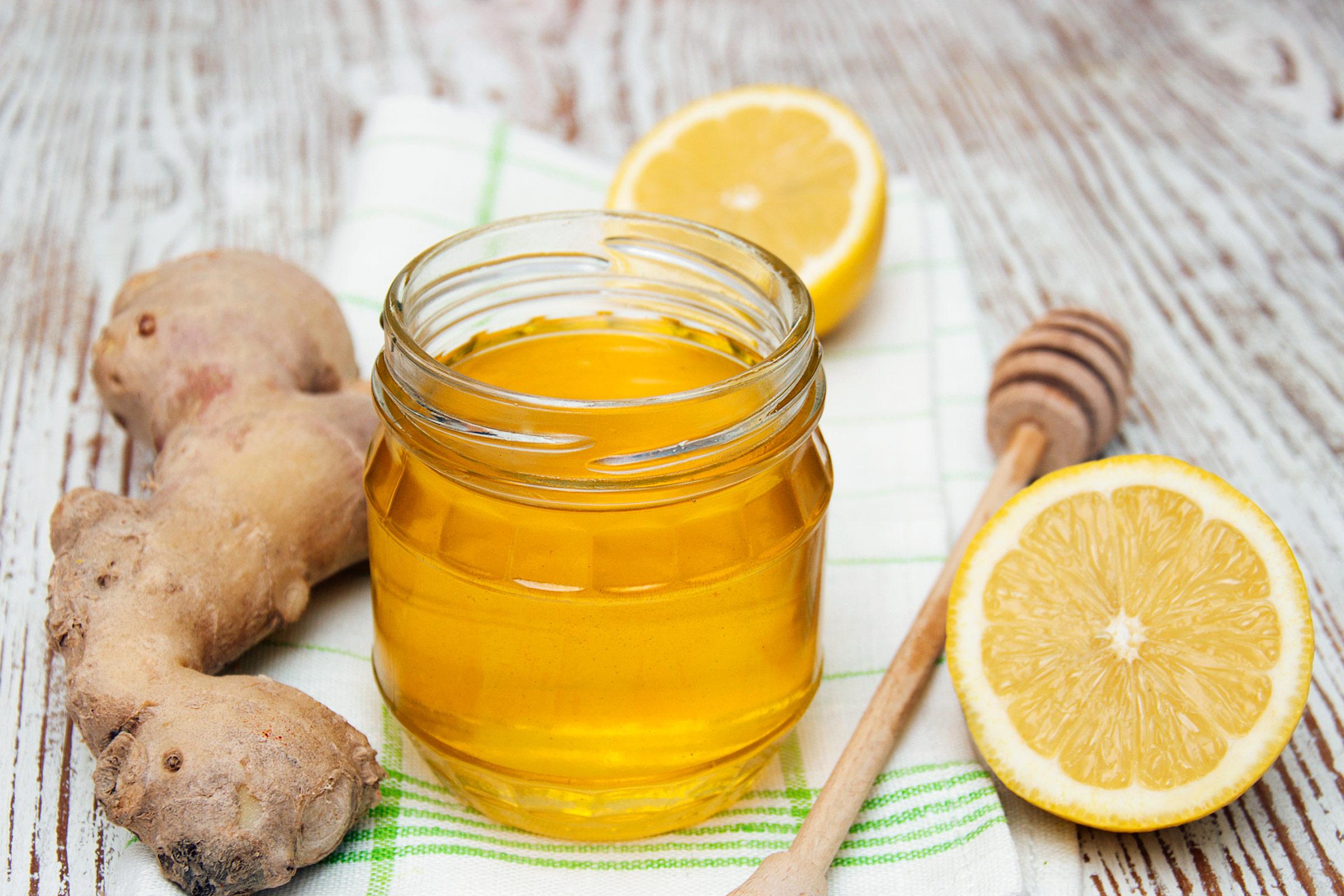 Beneficios de la miel de abejas y el jengibre – SCA