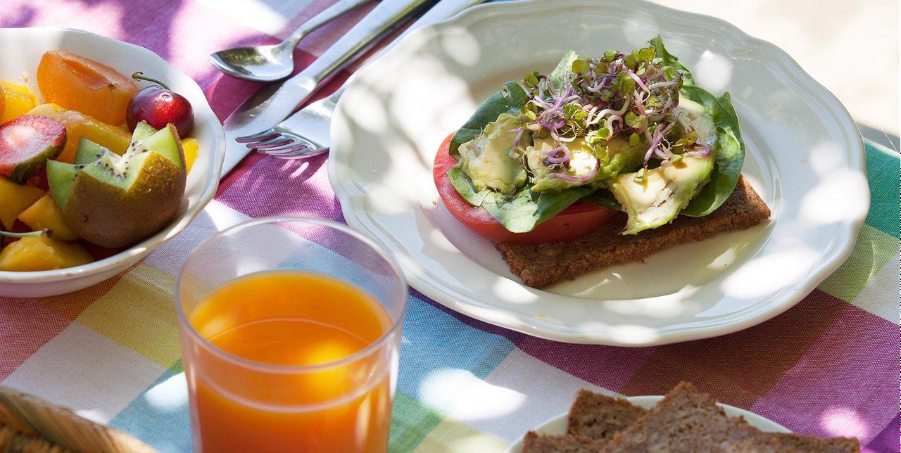 La importancia de un desayuno saludable