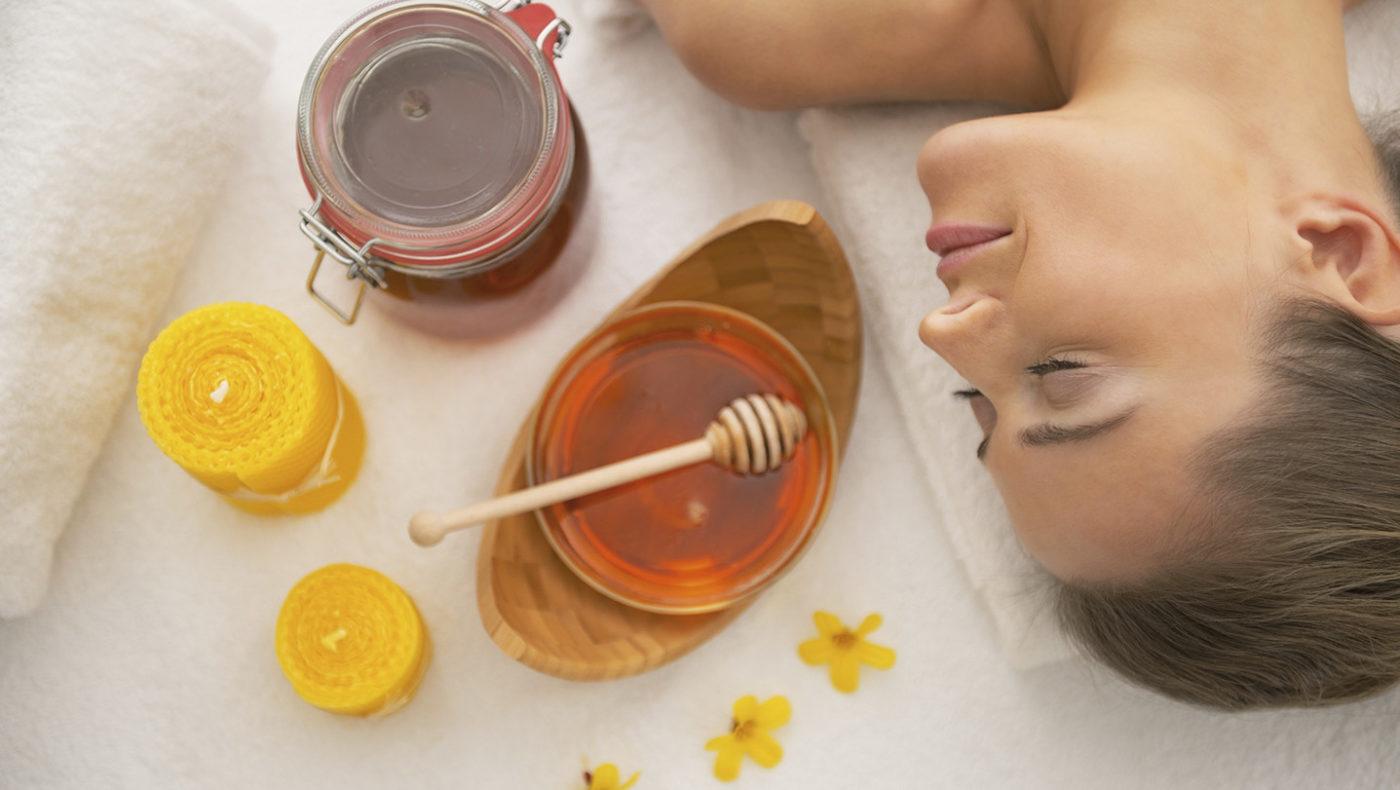 Beneficios estéticos de la miel