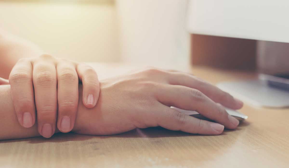 Síndrome del túnel del carpo: ¿En qué ayuda la Apiterapia?